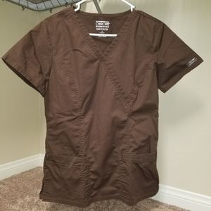 Cherokee Authentic Workwear Core Stretch Scrub Top